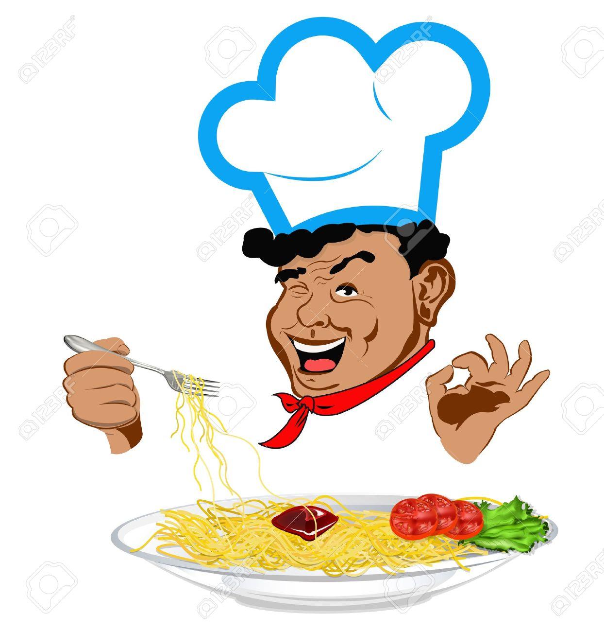 1244x1300 Chef Cooking Pasta Spaghetti Clipart, Explore Pictures