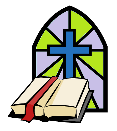 410x462 Cross Stained Glass Template