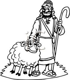 236x272 Sheep Clipart Pastor