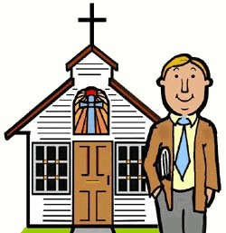 250x257 Church Pastor Clip Art Cliparts