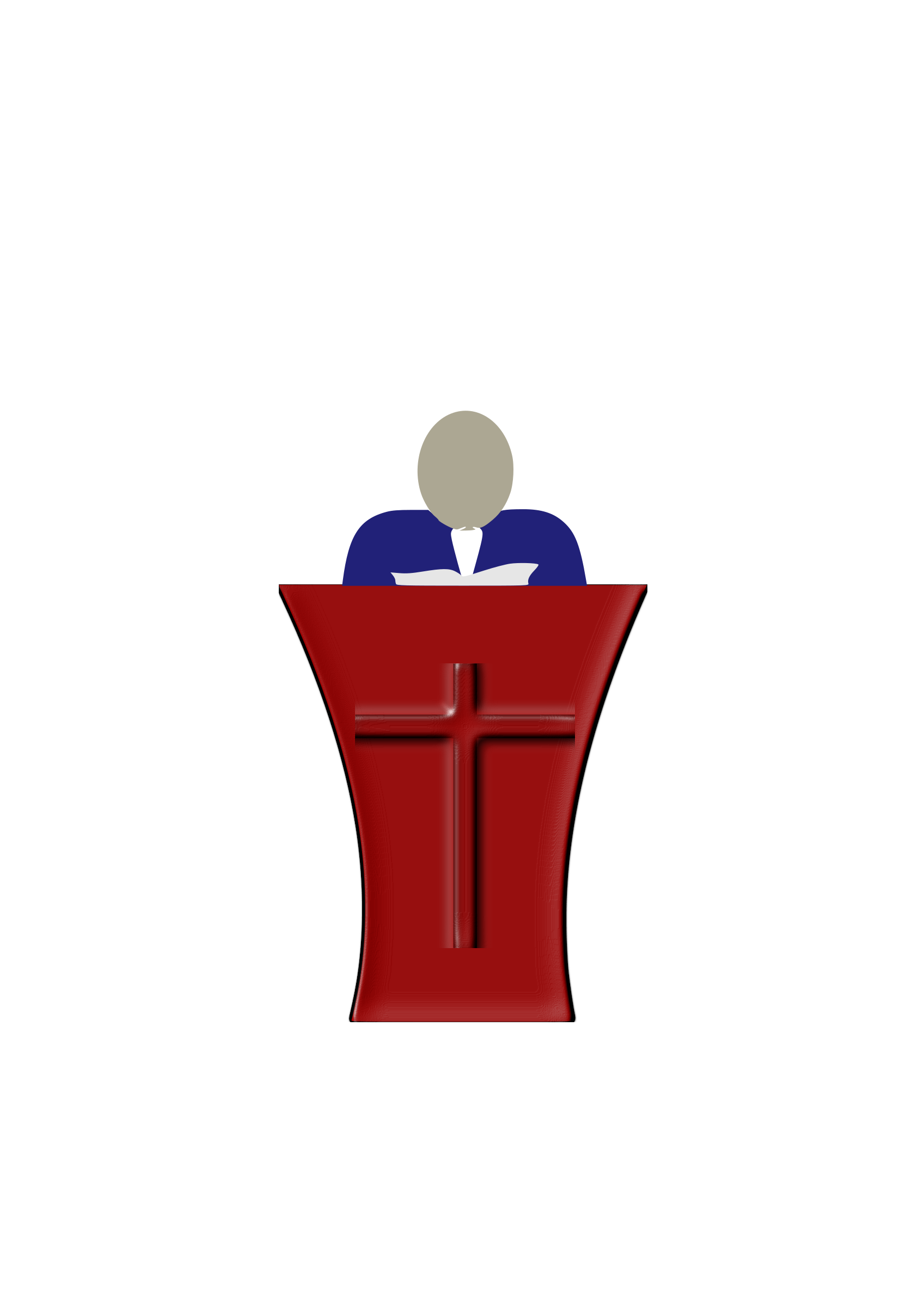 1697x2400 Pastor Clipart Images