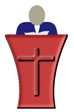 250x380 Religious Clipart Pastor
