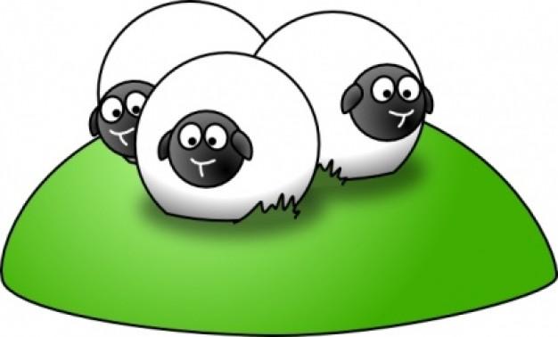 626x378 Sheep Clipart Pastor