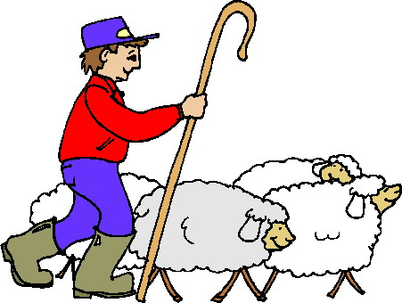 451x340 And Sheep Clipart