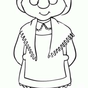 300x300 The Policeman In Postman Pat Coloring Pages Bulk Color