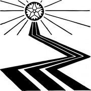 180x180 Path Pathway Clip Art, Vector Path Pathway