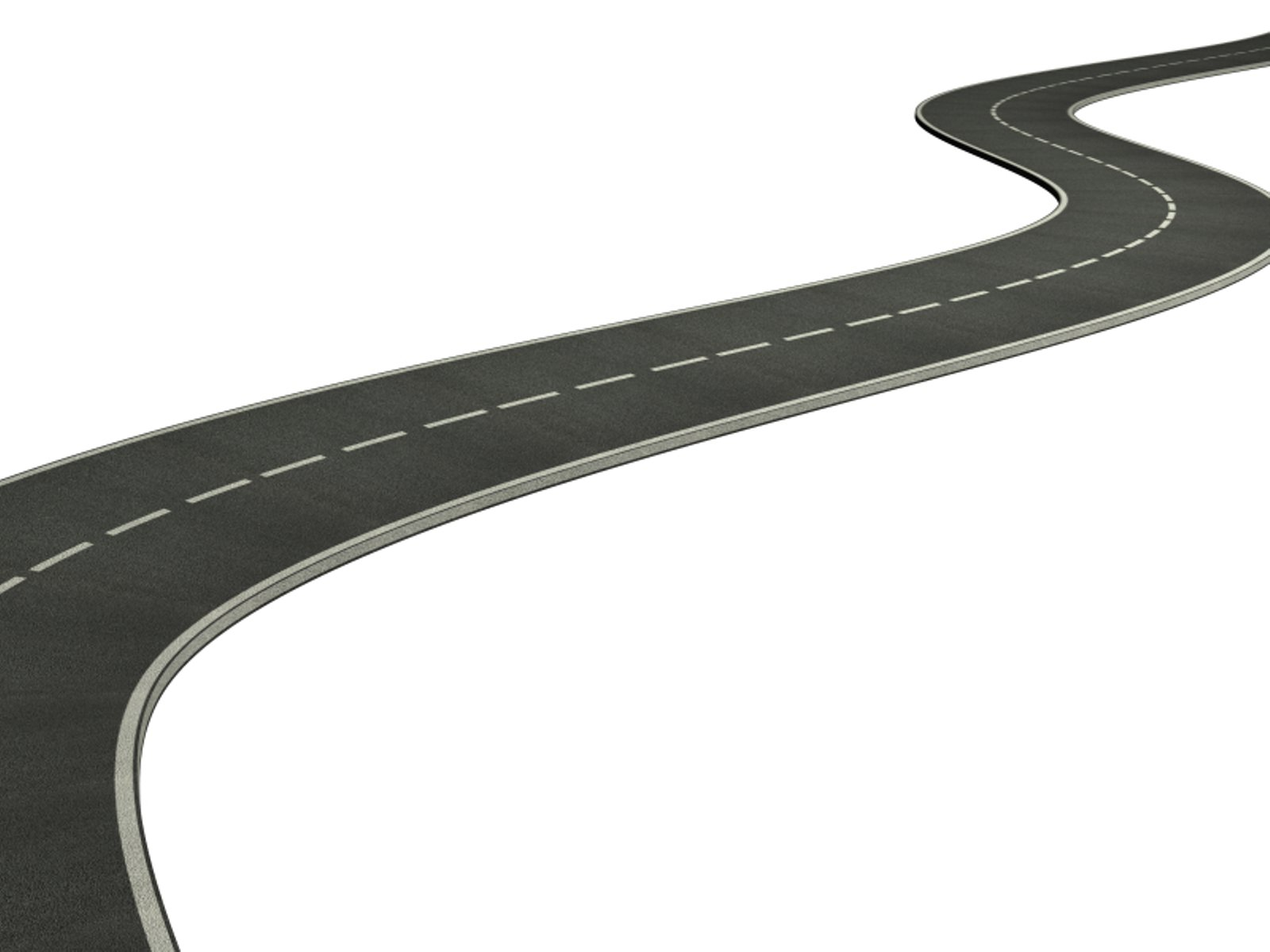 1600x1200 Road Clipart Pathway