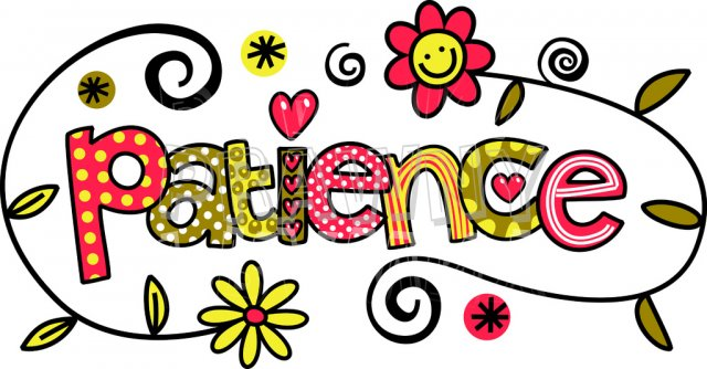 640x334 Clipart Showing Patience