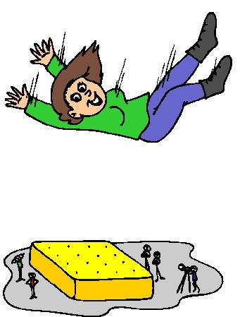 341x449 Fallen Clipart Patient Falling Clipart