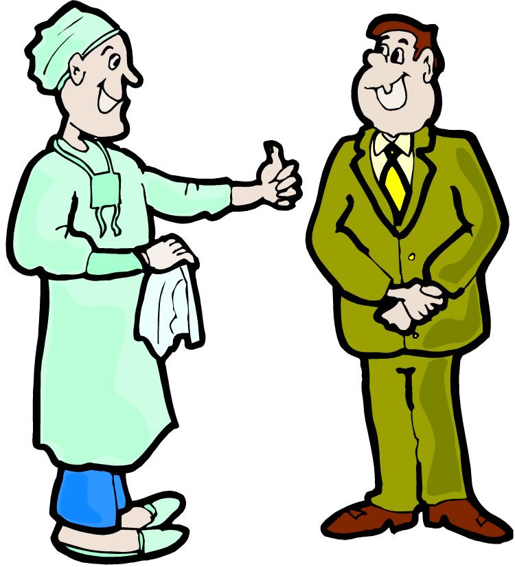 750x825 Hospital Patient Clipart