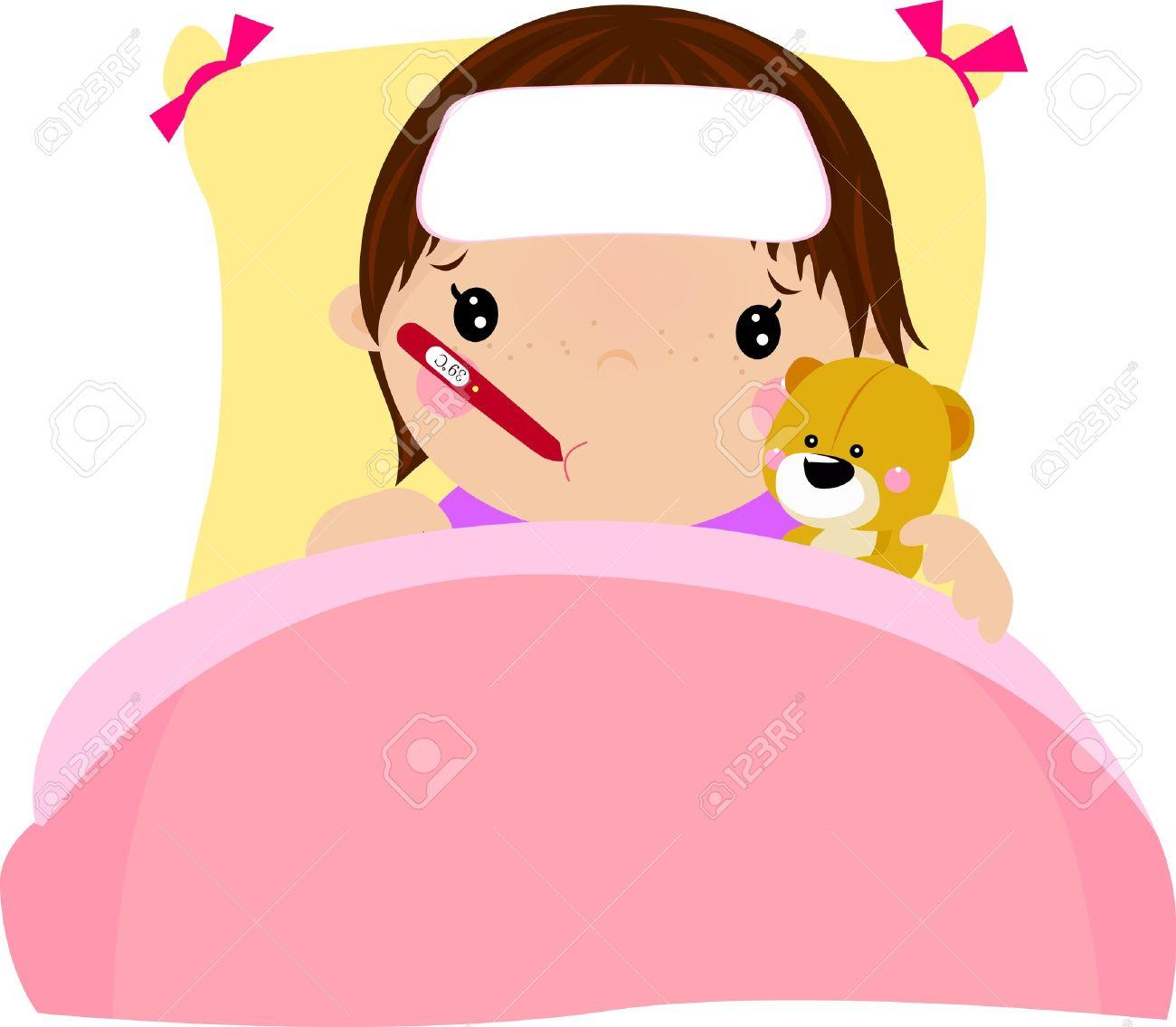 1300x1135 Hospital Clipart Sick Person