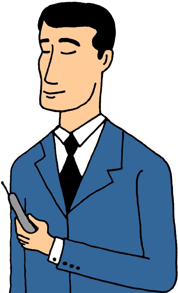 600x985 Man Clip Art