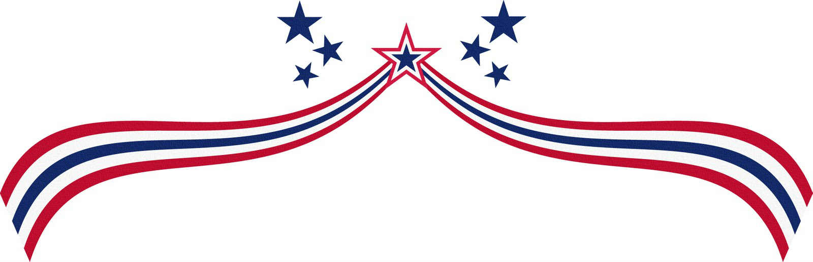 Patriotic Banner Clipart   Free download on ClipArtMag