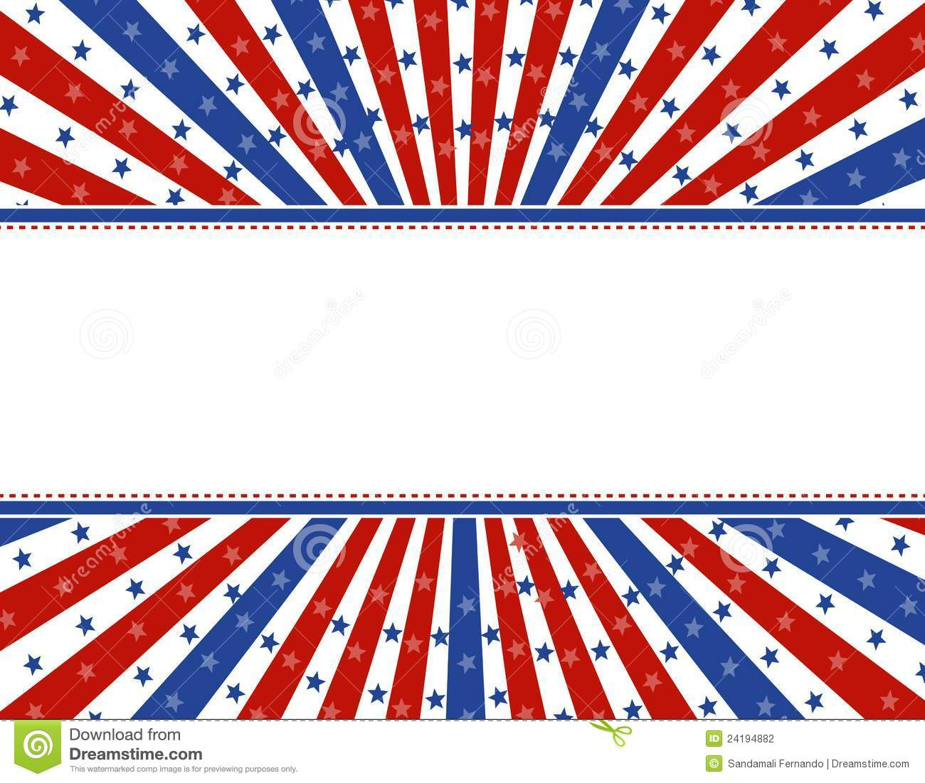 1300x1101 Patriotic Border Clipart