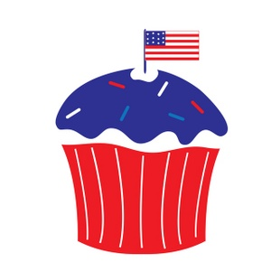 300x300 Patriotic Clip Art Freeloring Pages Free