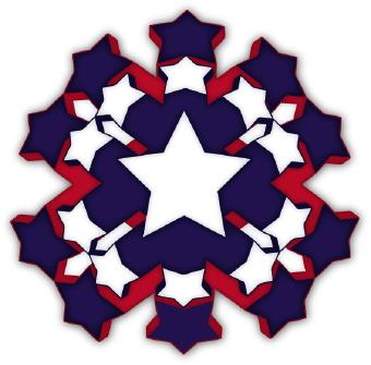 340x335 Patriotic Free Clip Art Clipart Clipartix