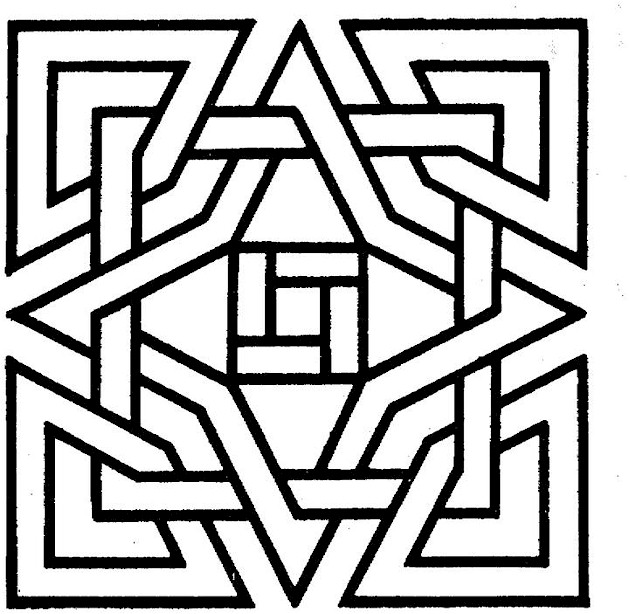 Pattern Coloring Pages | Free download best Pattern Coloring ...