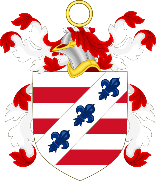 500x580 Filecoat Of Arms Of Paul Revere.svg