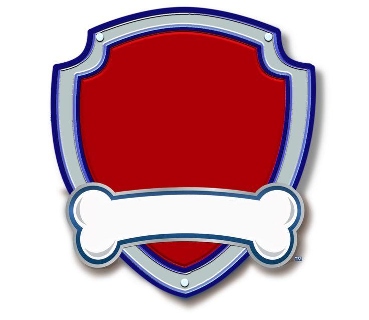 736x638 Dog Paw Patrol Logo Clipart Free