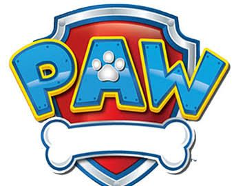 Paw patrol shield. Clipart free download best