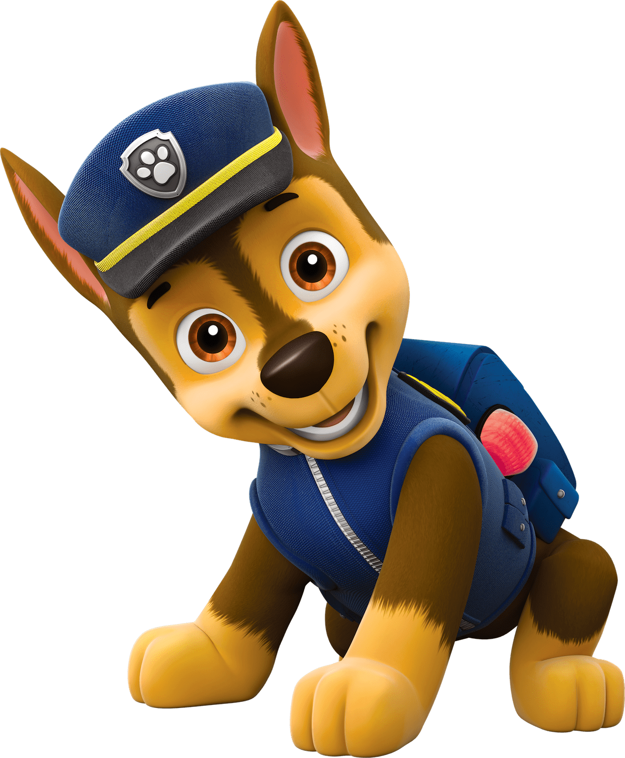 1237x1500 Chase Paw Patrol Clipart Png