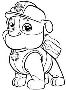 222x300 Paw Patrol Coloring Pages Of Halloween For Preschoolers Coloring