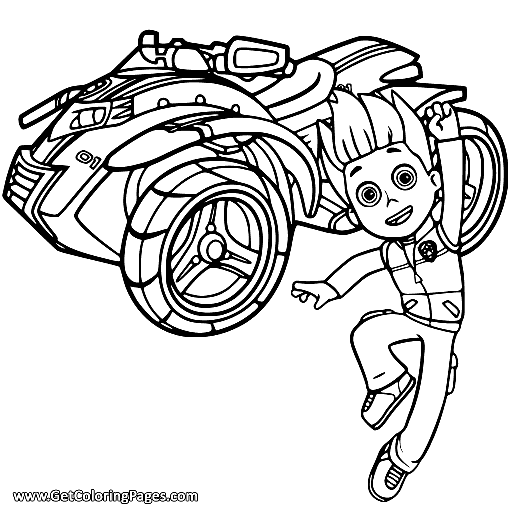 Ausmalbilder Paw Patrol Skye : Paw Patrol Coloring Pages Free Download Best Paw Patrol Coloring