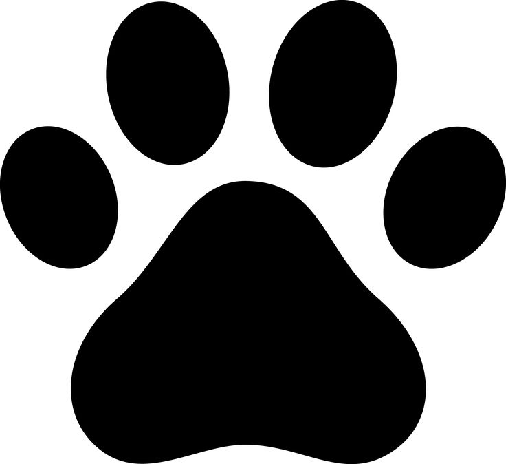 736x674 Ideas About Paw Print Clip Art On Dog Paw 3 Clipartandscrap Paw