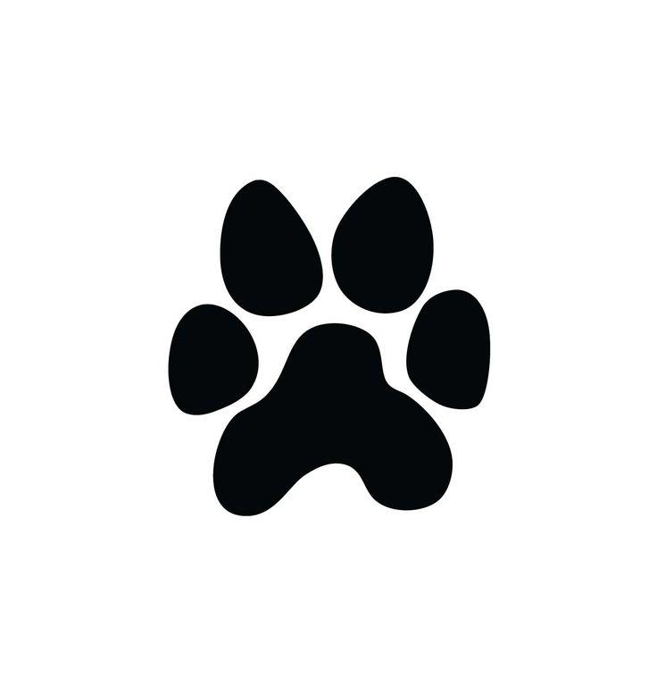 736x777 Dog Paw Print Clip Art Free Download