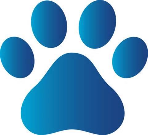 480x439 Dog Paw Print Clip Art Free Download Free 3 Image