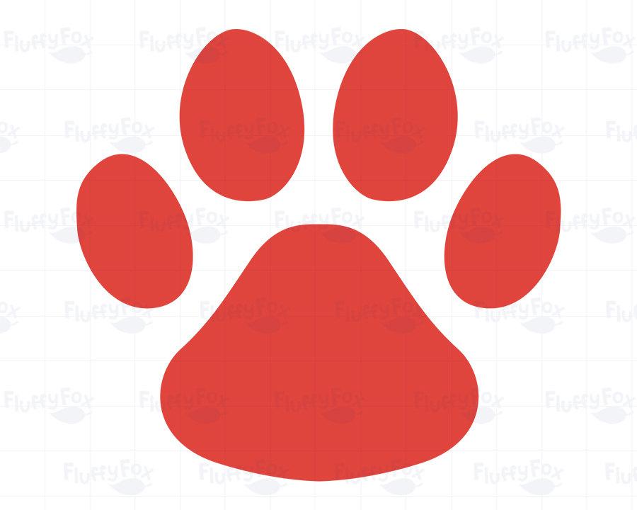 900x720 Dog Paw Prints Clipart, Animal Pet Paws Print Icon Cliparts Feet