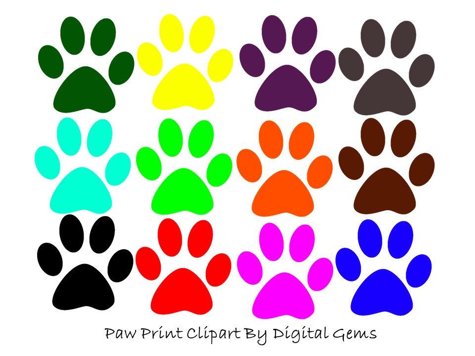 960x720 Graphics For Graphics Paw Prints