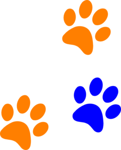 240x298 Paw Clipart Transparent