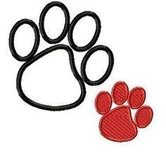 236x227 Paw Print Outline Dog Paw Heart Clip Art Depositphotos 9793788