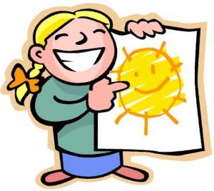 300x268 Kids Art Clipart