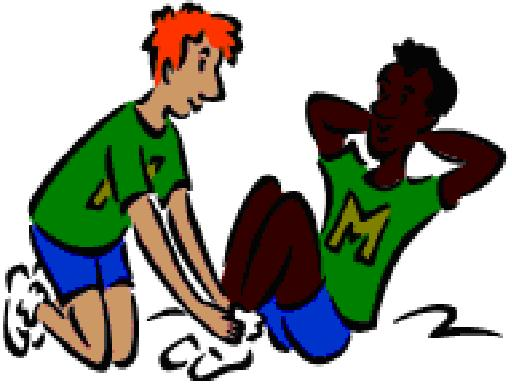 512x384 Word Clipart Physical Education