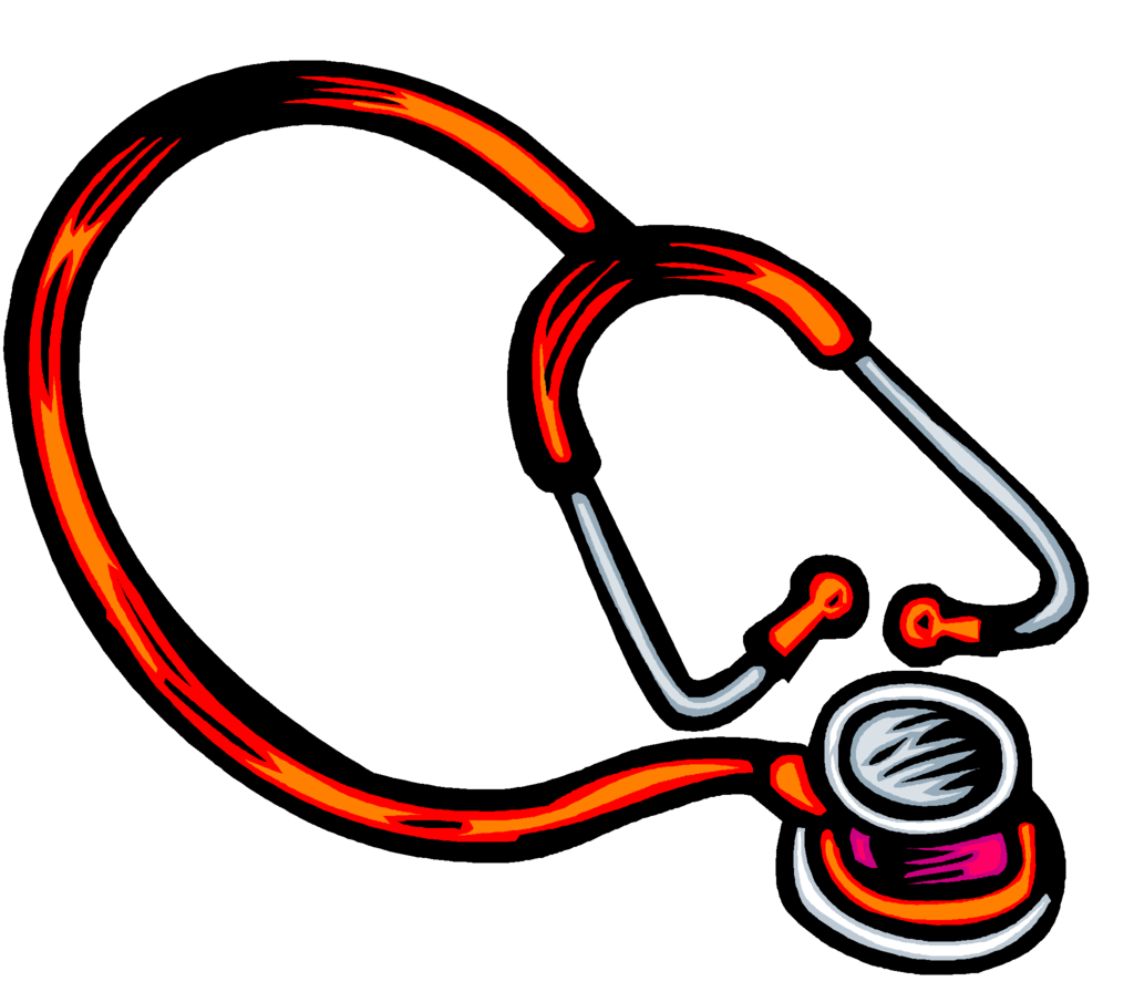 1024x896 Stethoscope Clipart