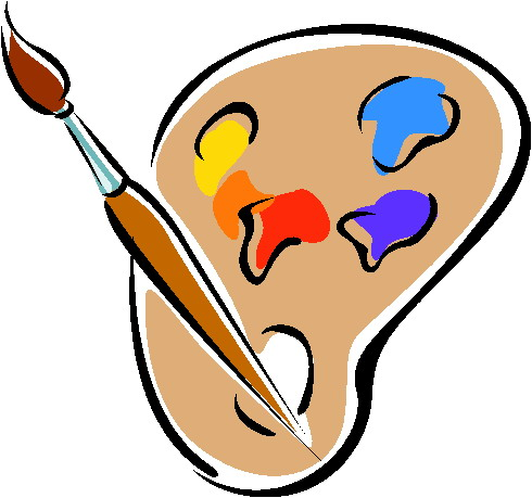 490x459 Clip Art Art Painting Clipart