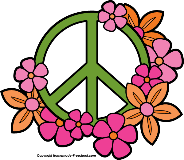 599x520 Peace Sign Clip Art Many Interesting Cliparts