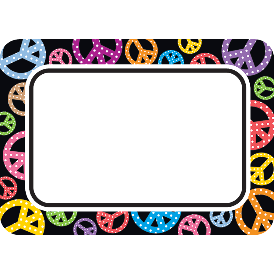 900x900 Peace Signs Themes Decorative Teacher Created Resources