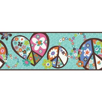 355x355 Cheap Peace Sign Wallpaper Border, Find Peace Sign Wallpaper