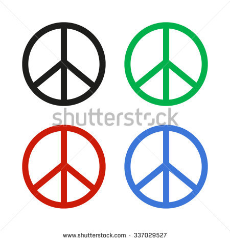 Peace Sign Clipart Free Download Best Peace Sign Clipart On