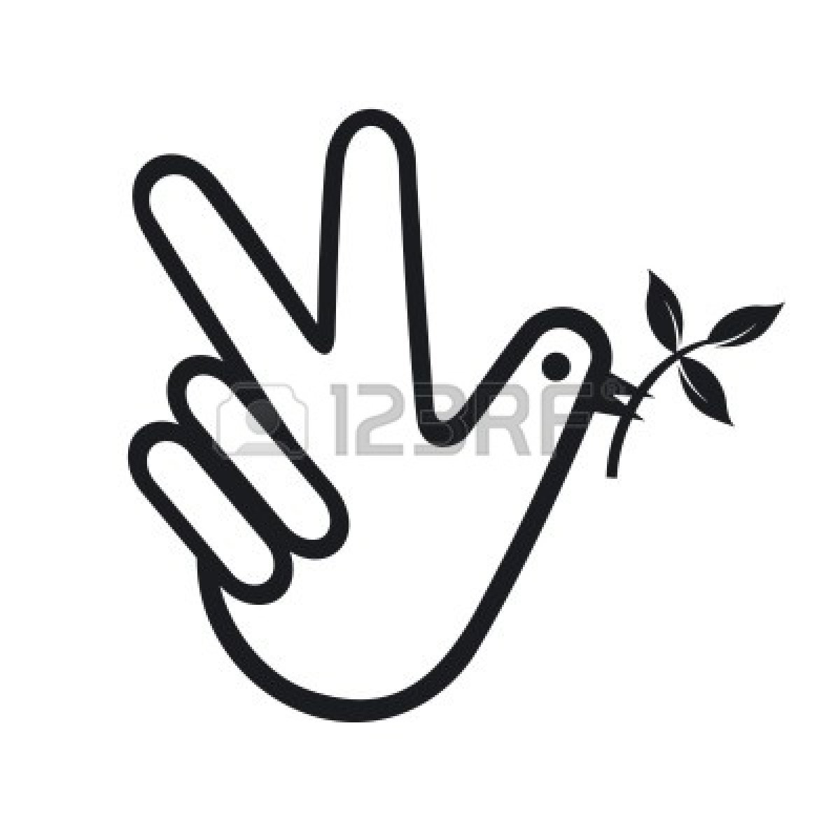 Peace sign images free download best peace sign images on 1200x1200 hand peace sign clipart biocorpaavc