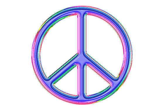 540x380 Peace Sign Clipart ~ Jewels Art Creation