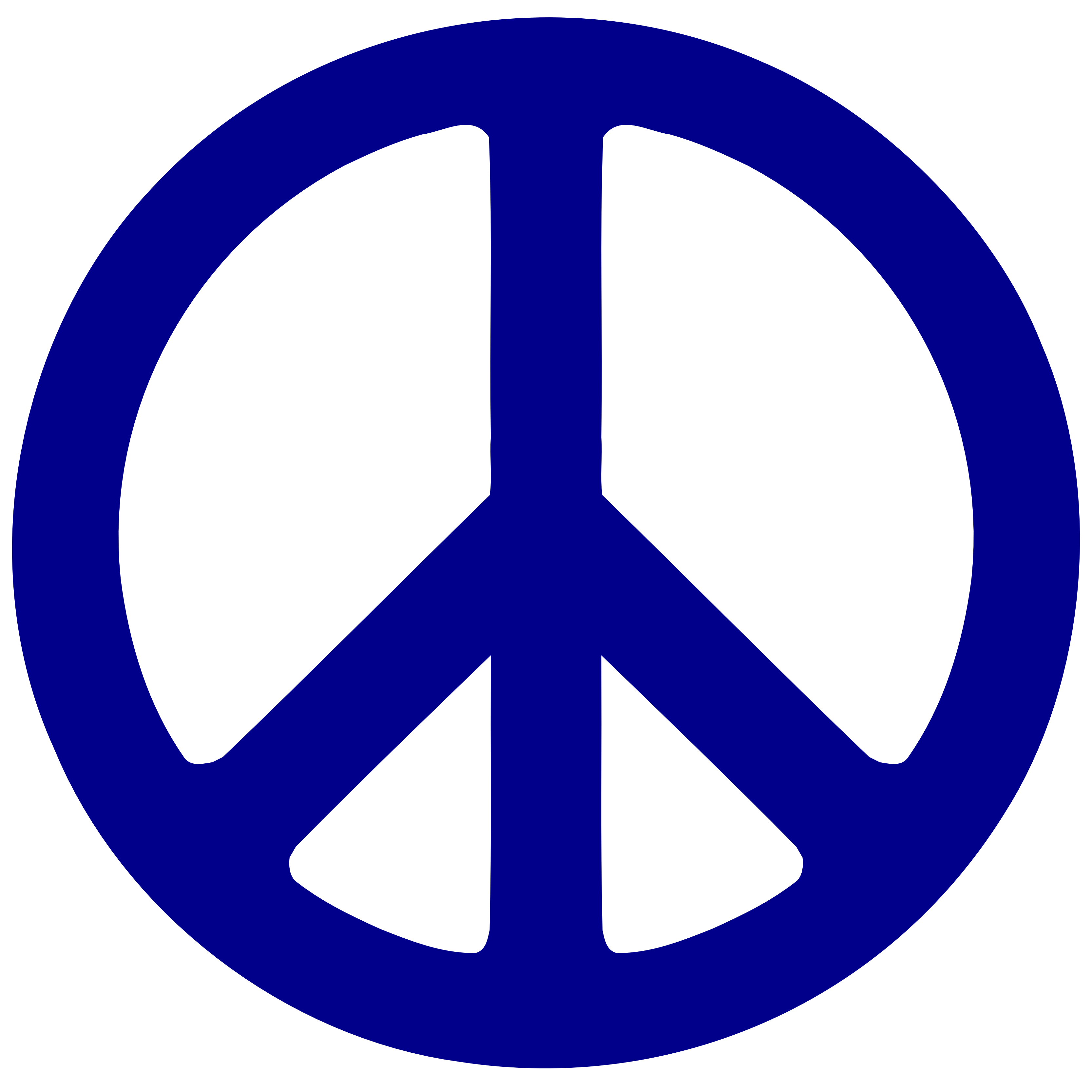3333x3333 Peace Sign Clipart Instagram