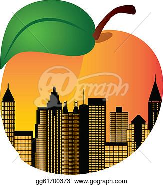 327x370 Peach Clip Art