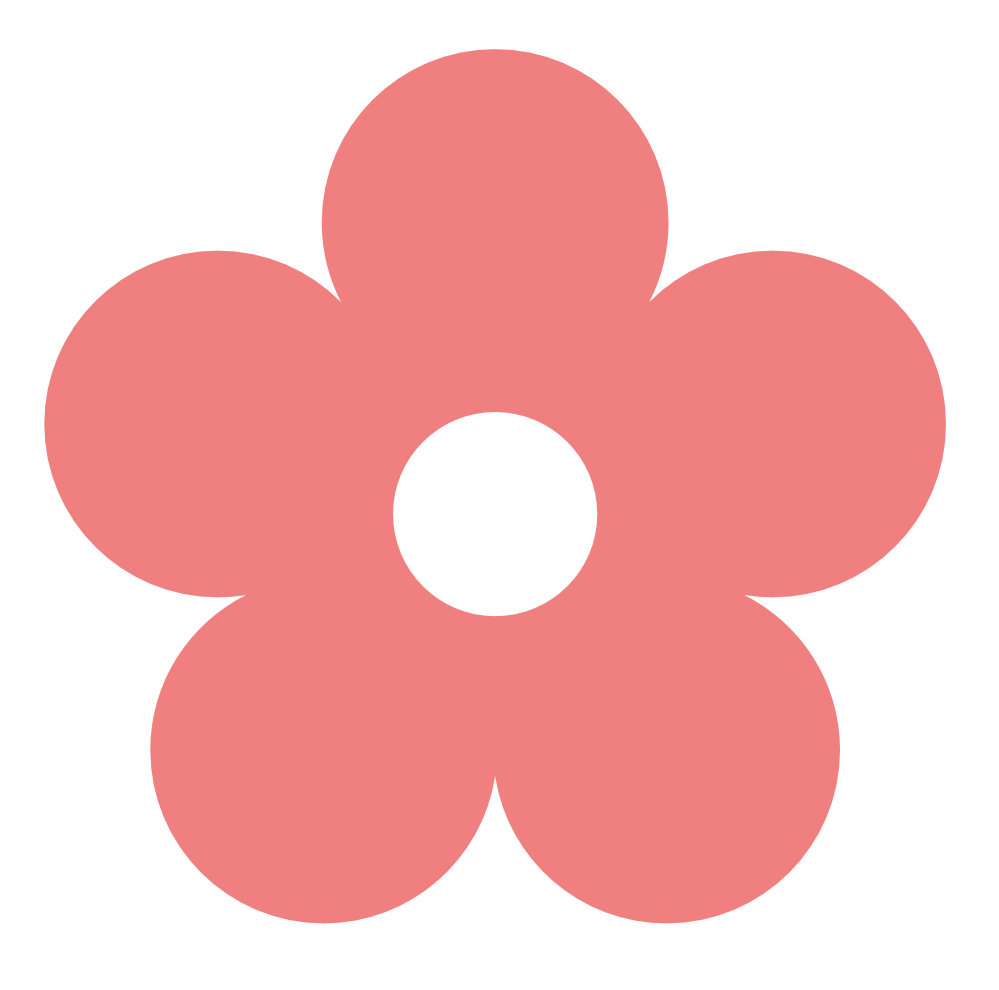 999x990 Peach Flower Clipart Coral Flower