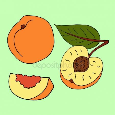 450x450 Peach Cobbler Stock Vectors, Royalty Free Peach Cobbler