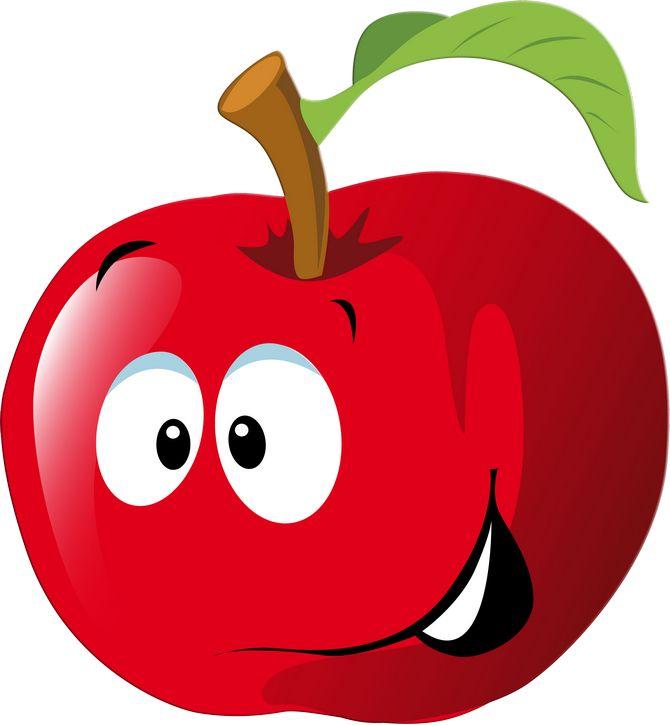 670x725 201 Best Clip Art (Fruit Amp Veggies) Images Pictures