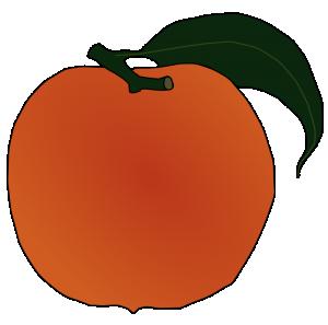 300x297 Peaches Clip Art Download